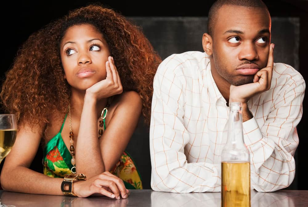 Don't Force It – first date advice
