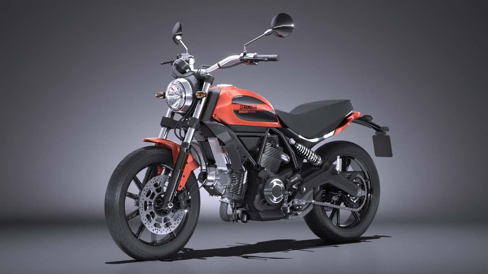 Ducati Scrambler Sixty 2 – commuter motorcycle