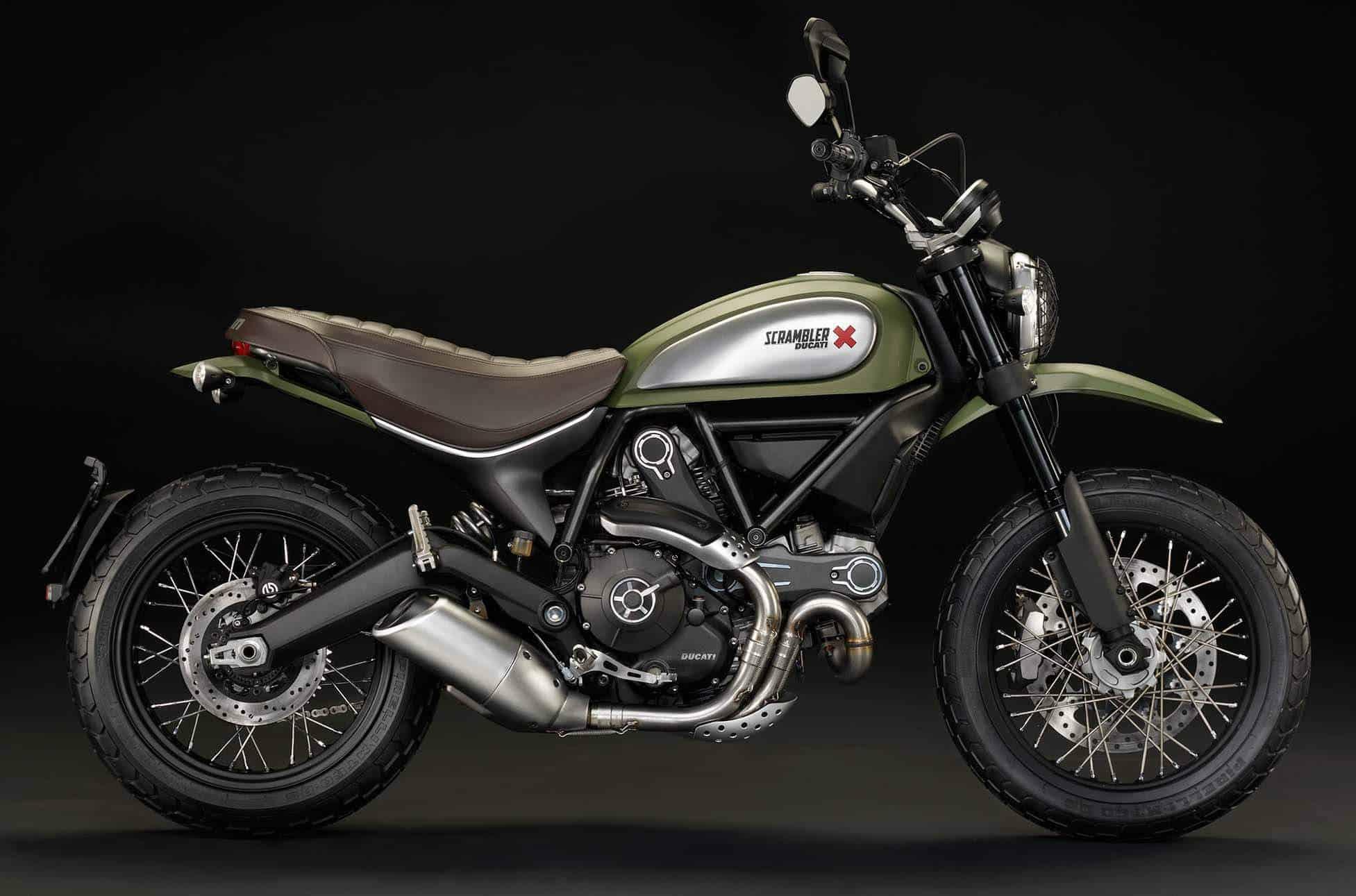 Ducati Urban Enduro – commuter motorcycle