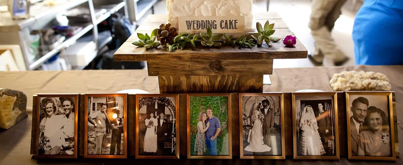 Family Photos – wedding decorations
