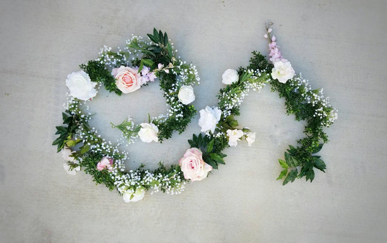Faux Flower Arrangements – wedding decorations