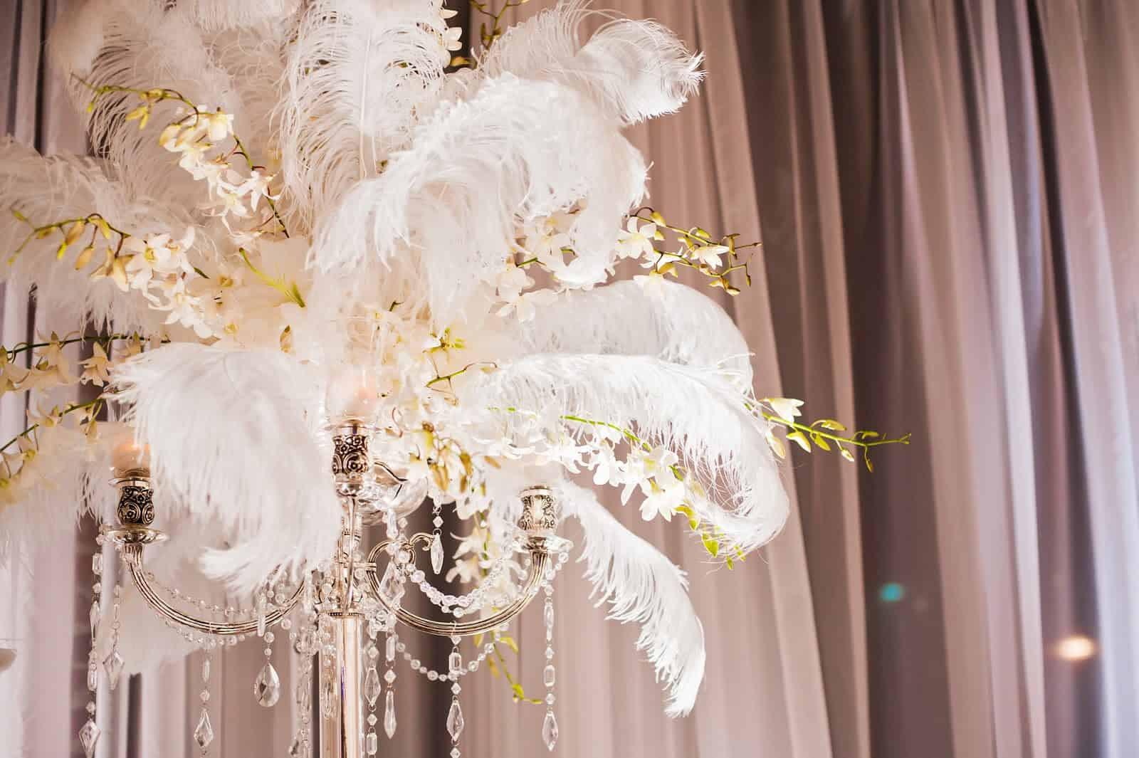 Find Feathers – wedding decorations