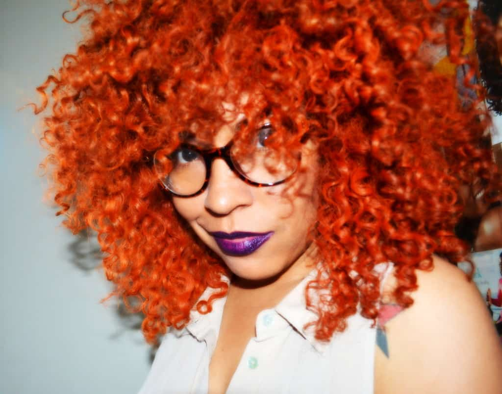 Fire On The Mountain – hair color