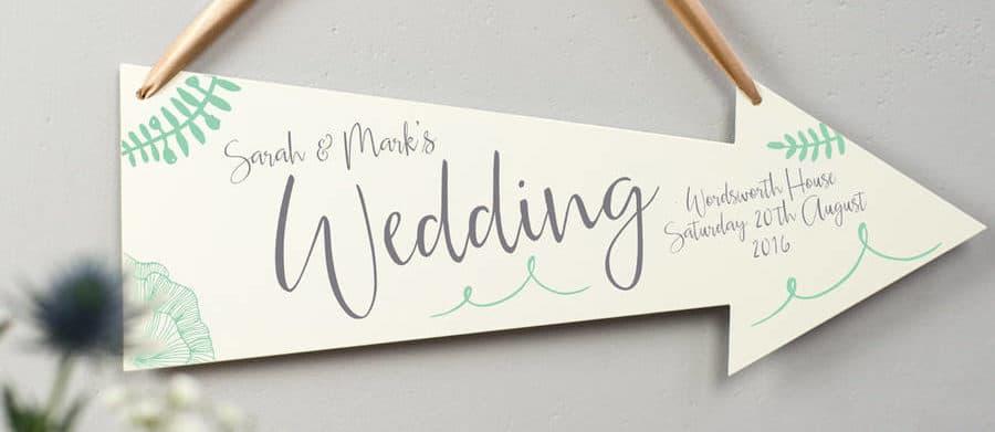 Focus On Fonts – wedding decorations
