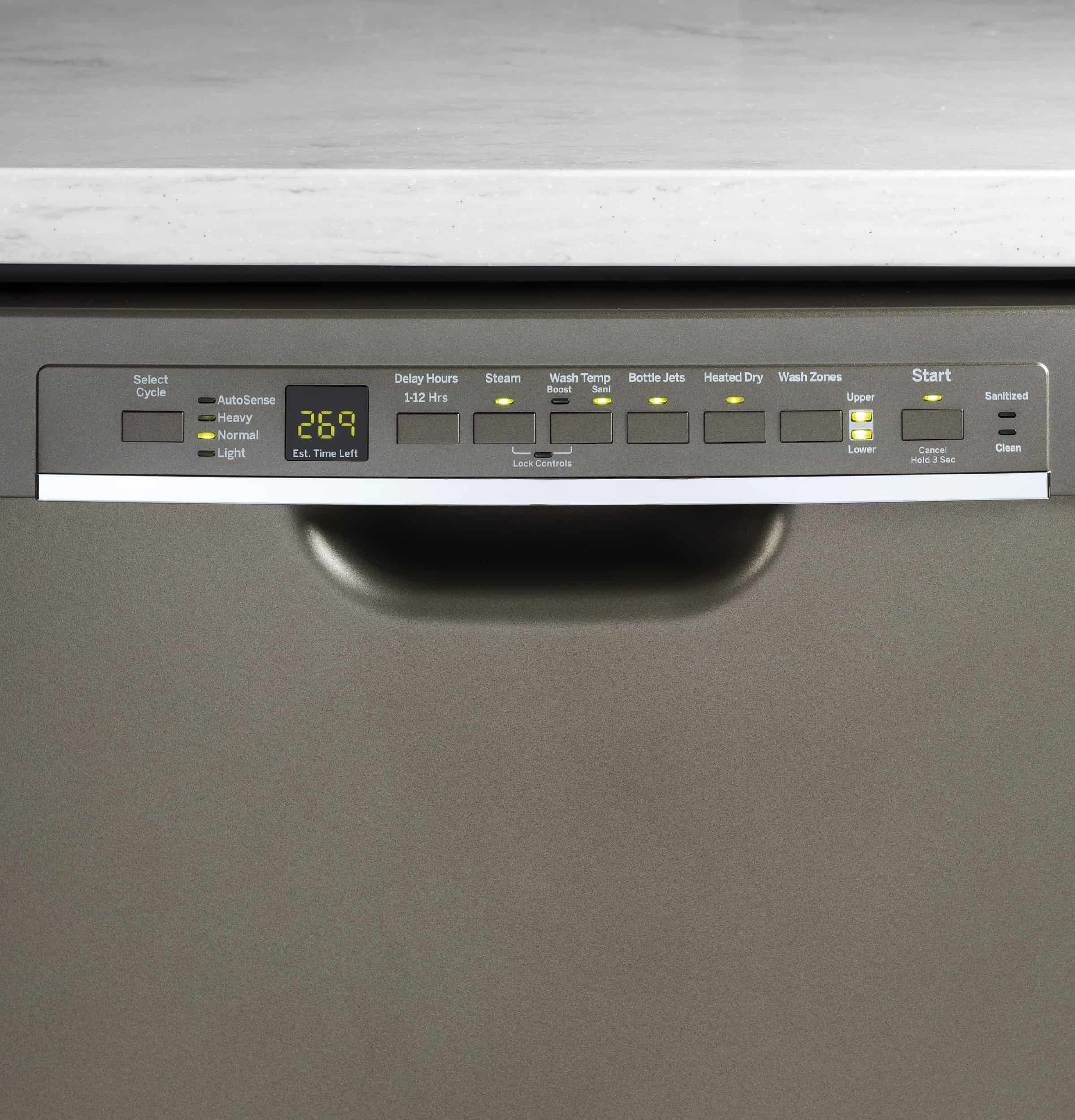 GE GDF610PMJES – best dishwasher