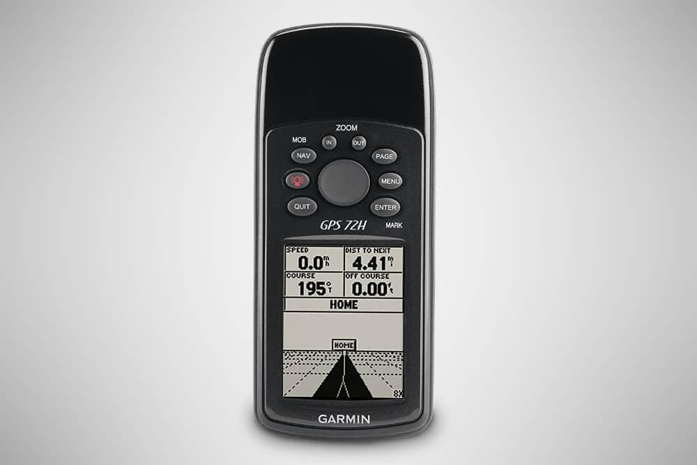 Garmin 72H Marine – handheld gps
