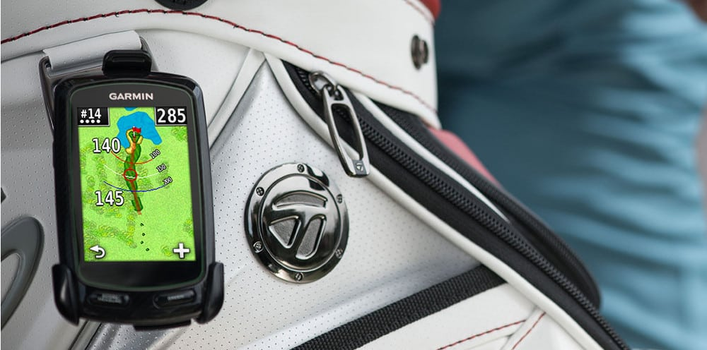 Garmin Approach G6 – handheld gps
