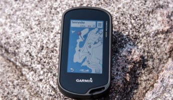 Garmin Oregon 600t handheld gps 345x200 The 9 Best Handheld GPS For Hiking and Wilderness Survival