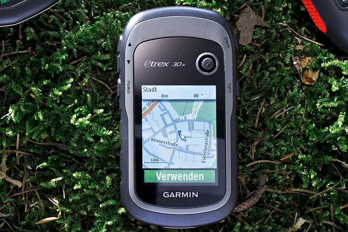 Garmin eTrex 30x – handheld gps