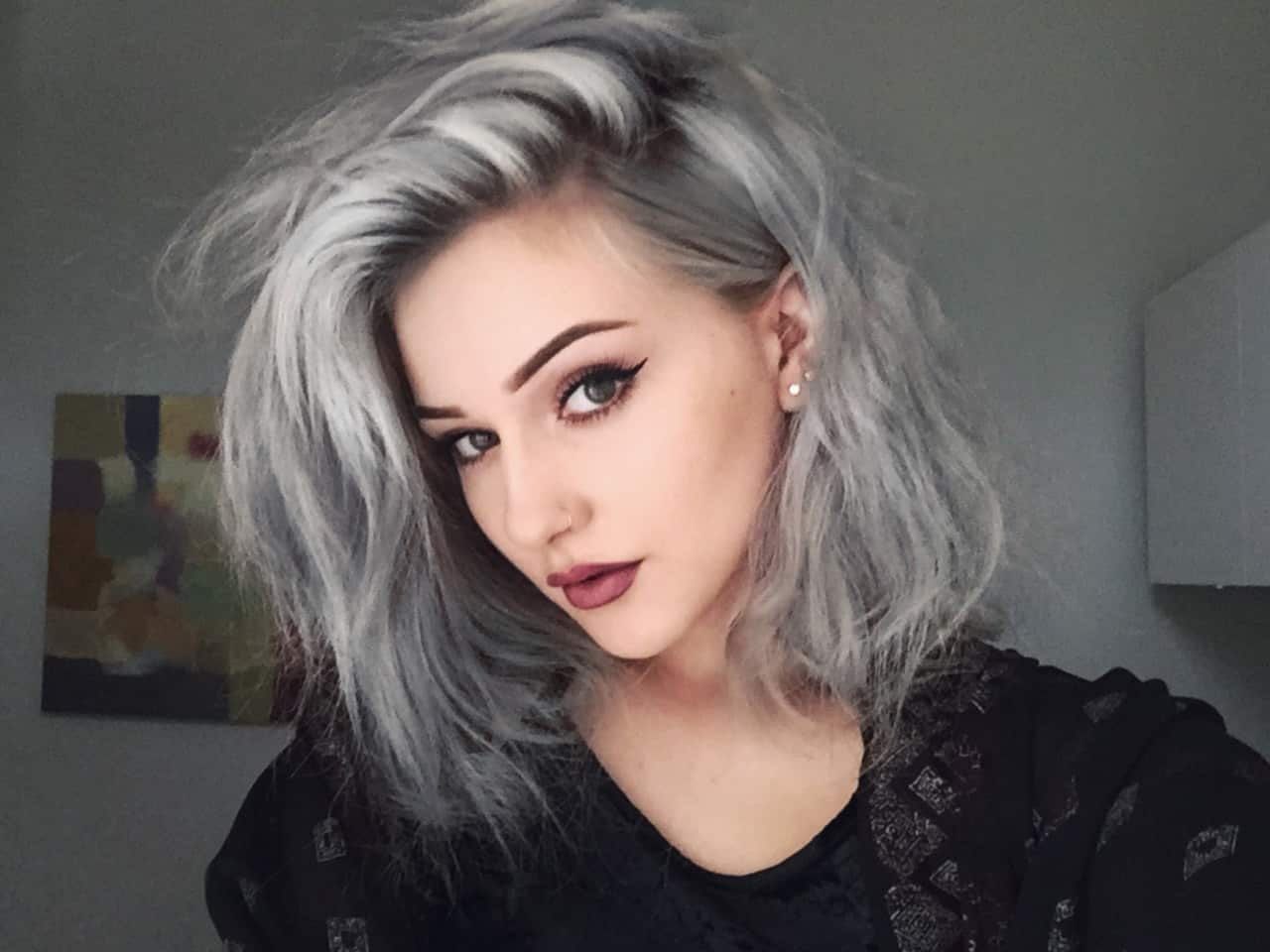 Going Gray – hair color
