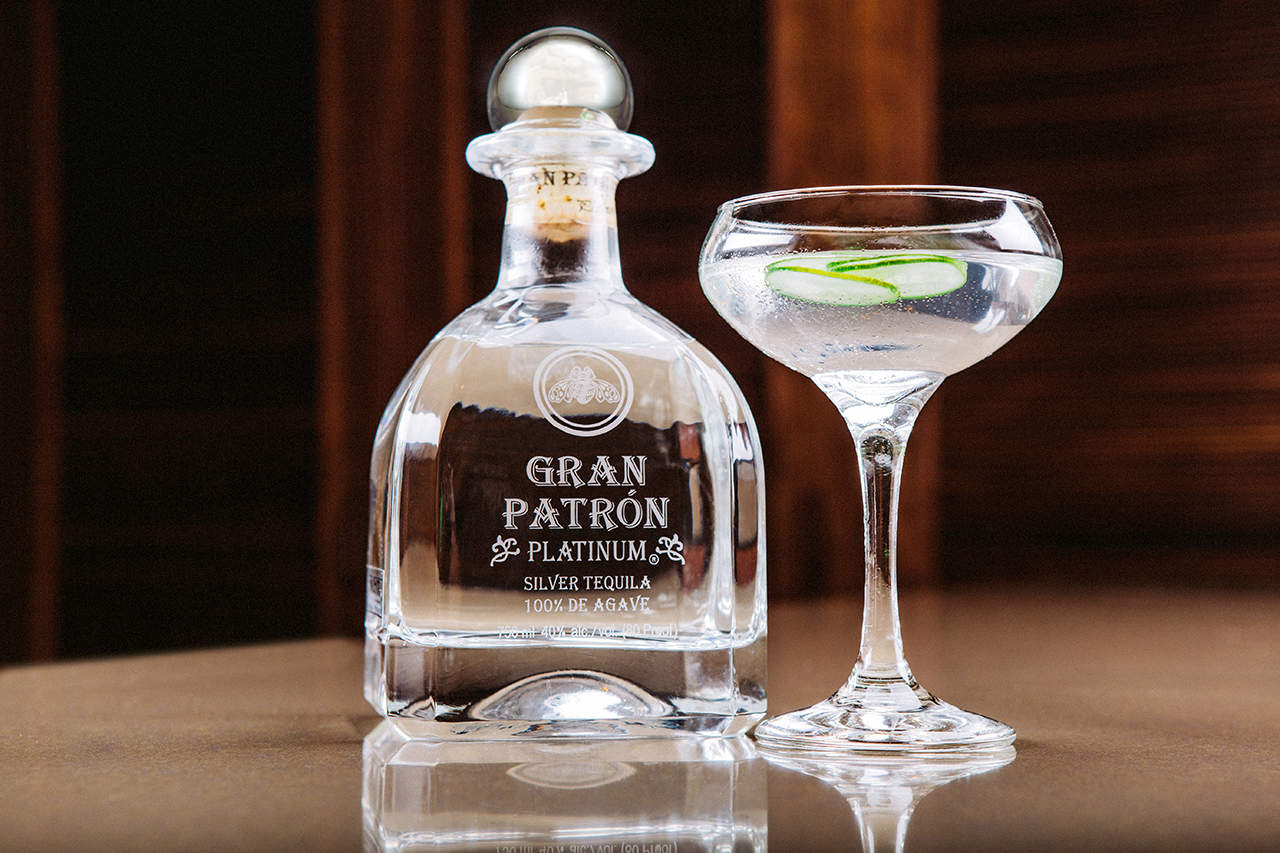 Gran Patrón Platinum – best tequila