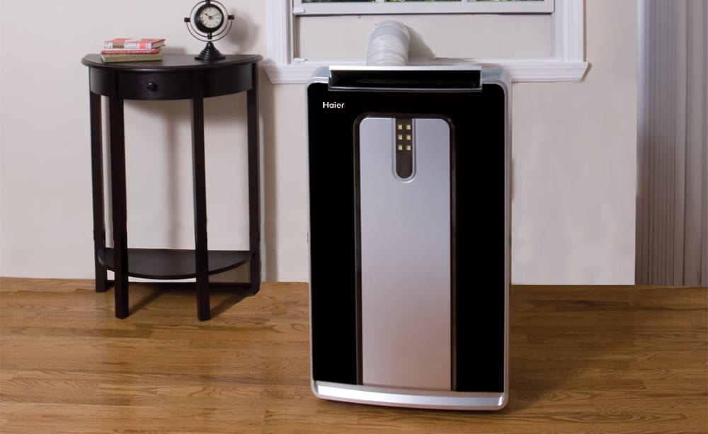 Haier HPN12XCM – portable air conditioner