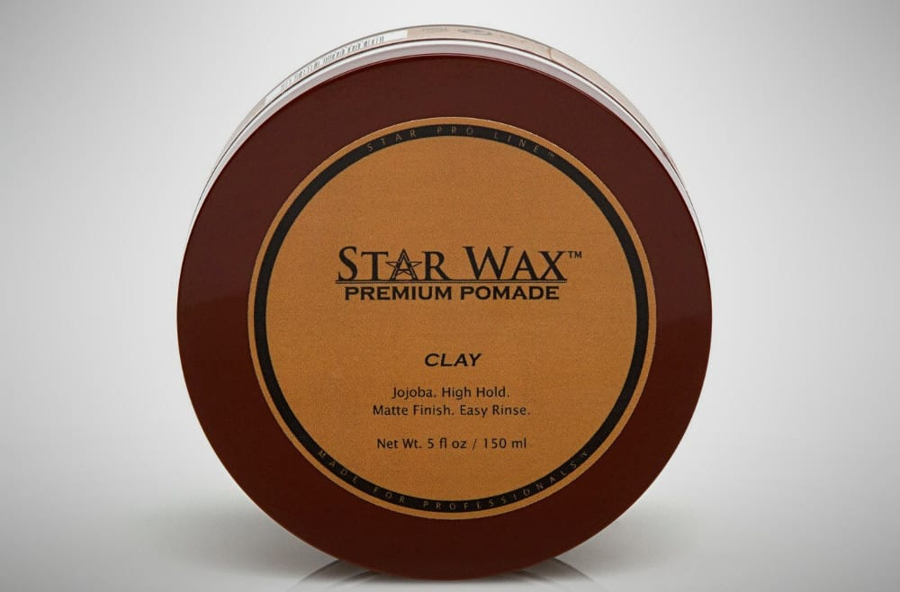 Hair Wax – how to slick back hair