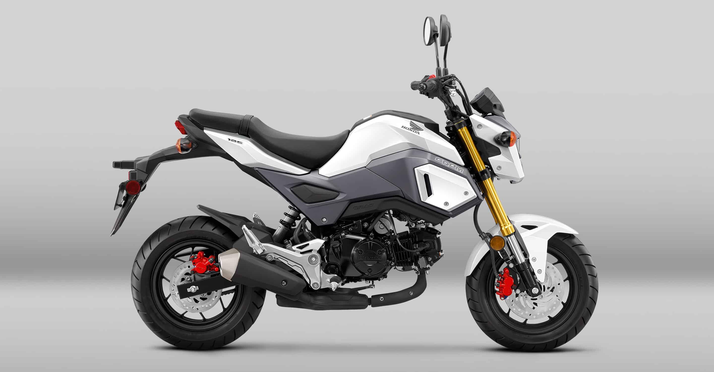 Honda Grom – commuter motorcycle
