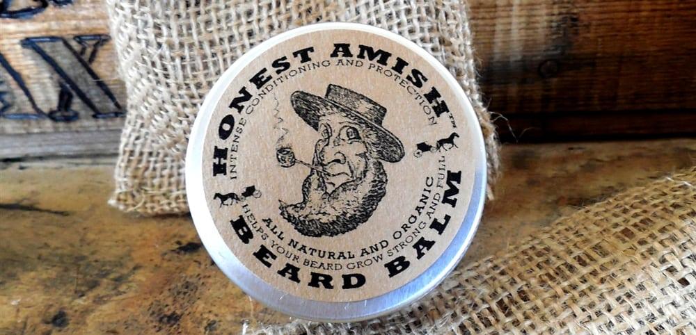 Honest Amish Beard Balm – beard oil