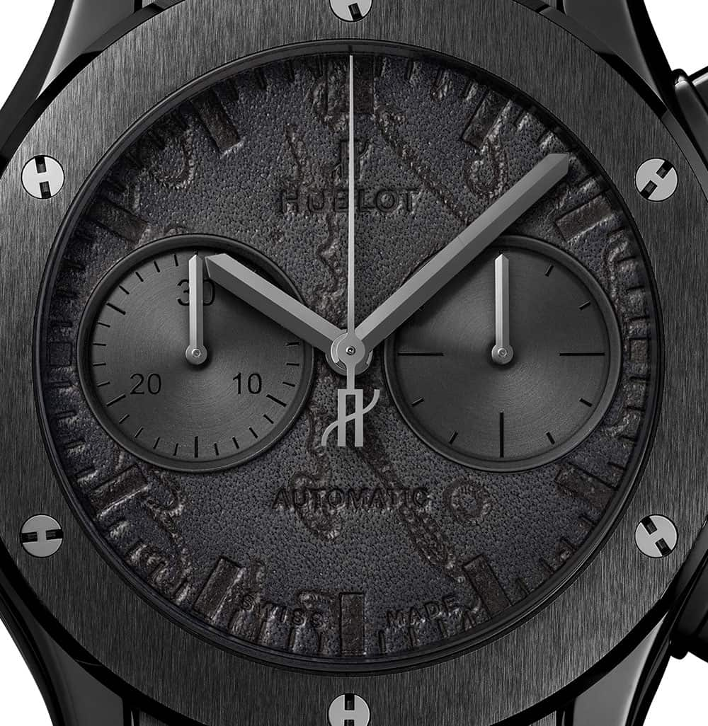 How to Use Chronograph
