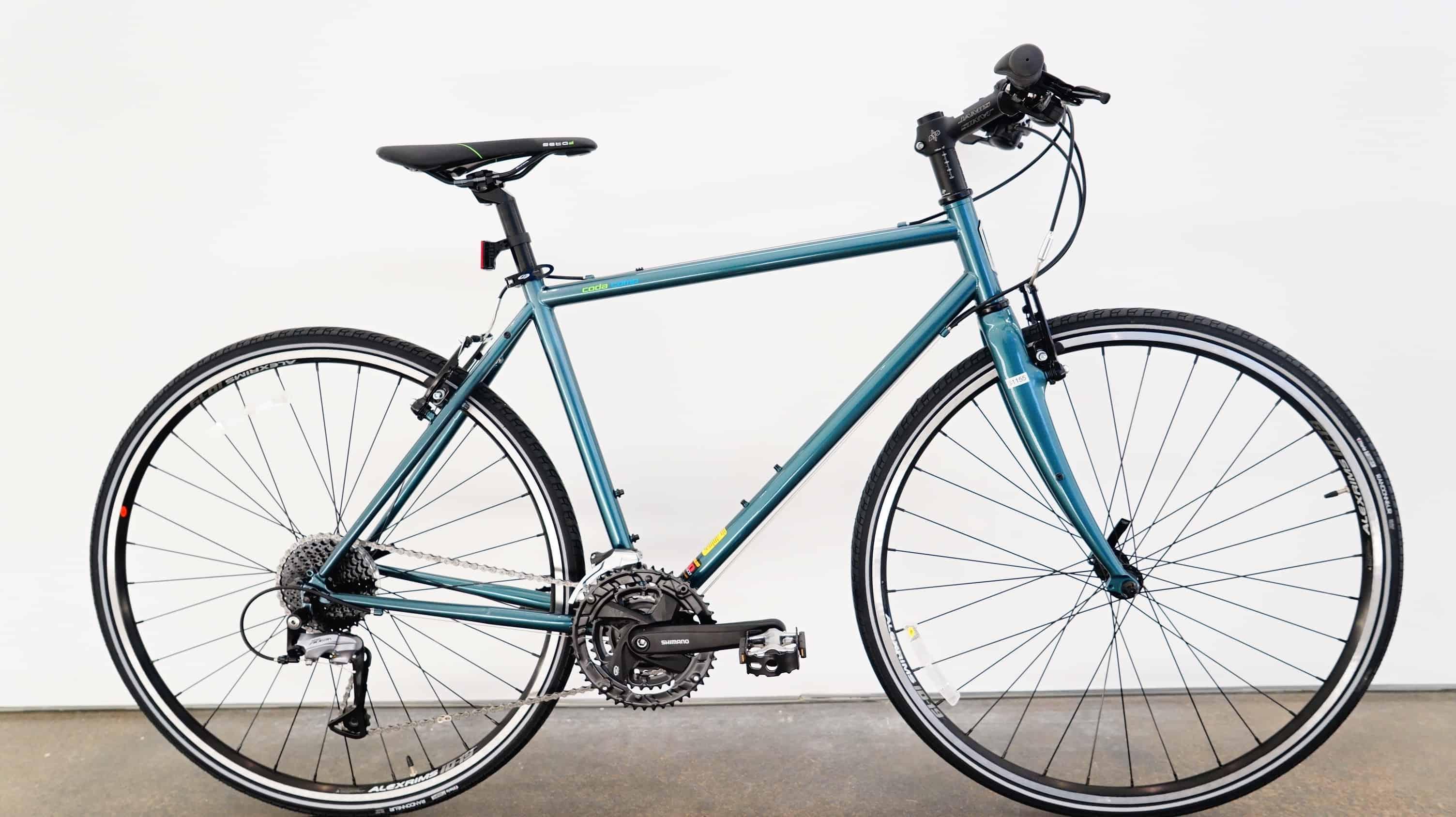 Jamis Coda Sport – hybrid bike