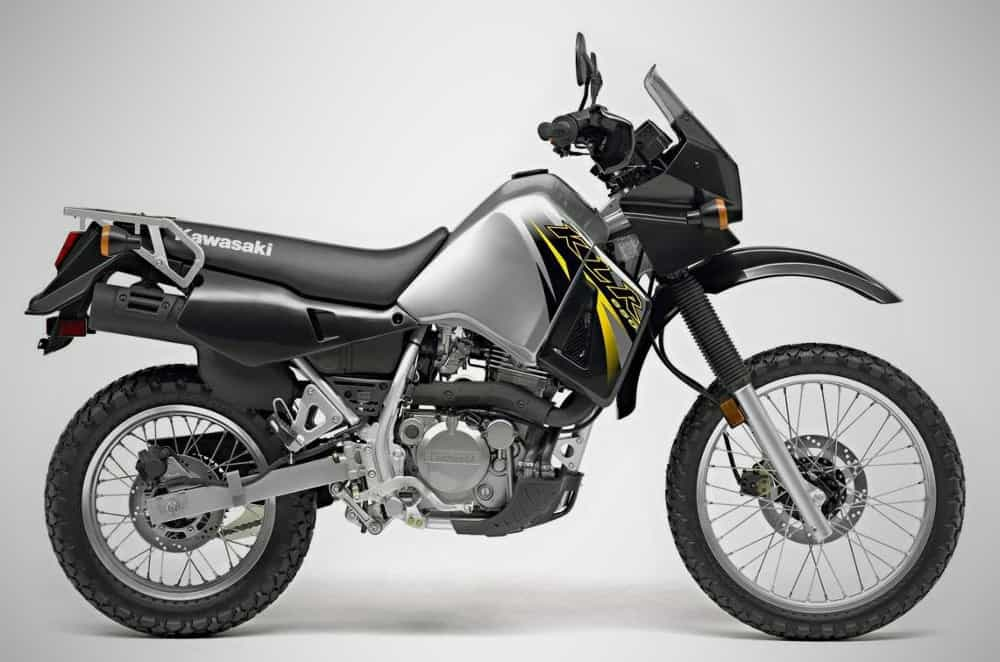 Kawasaki KLR 650 – commuter motorcycle
