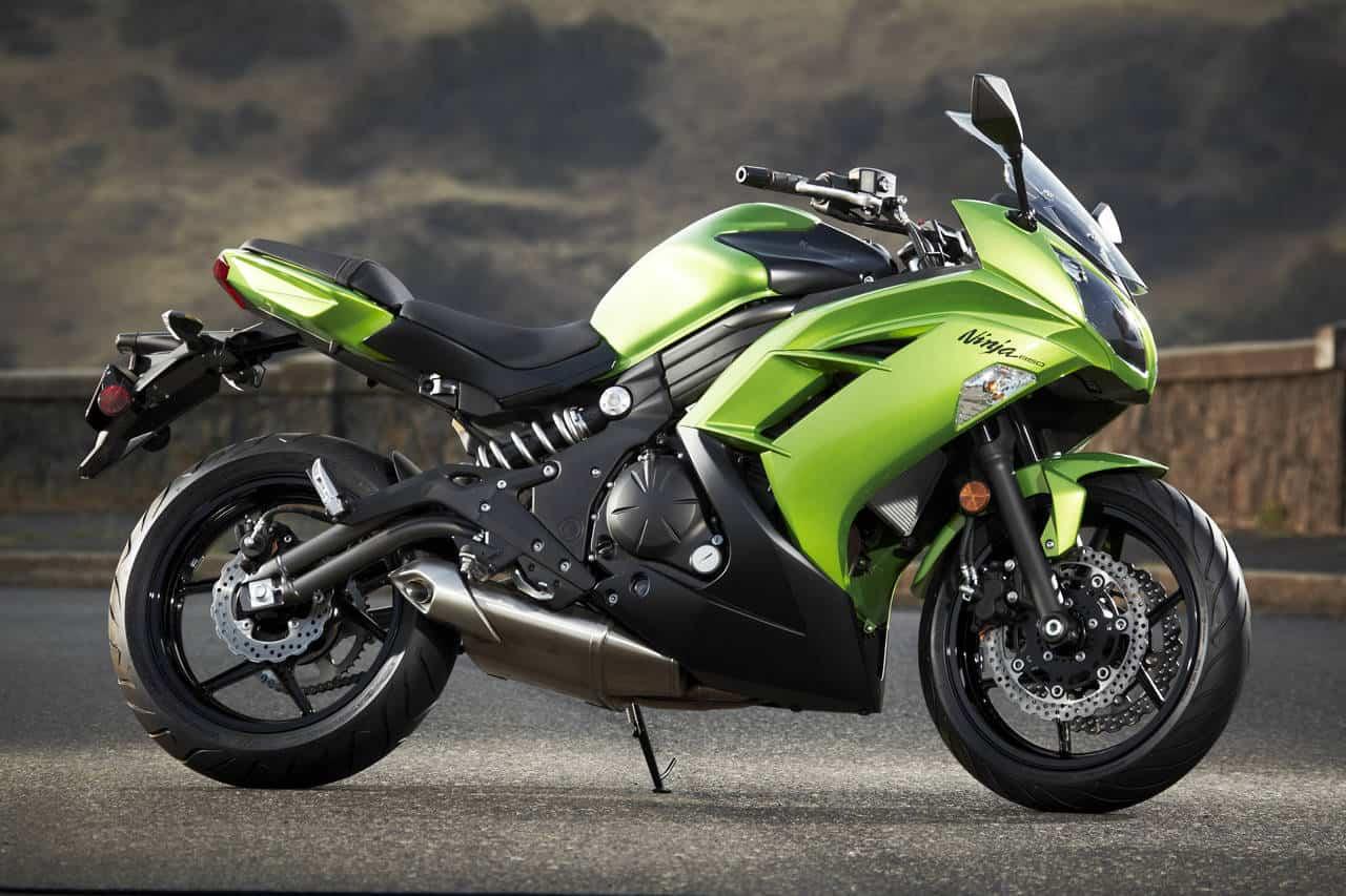 Kawasaki Ninja 650R – commuter motorcycle