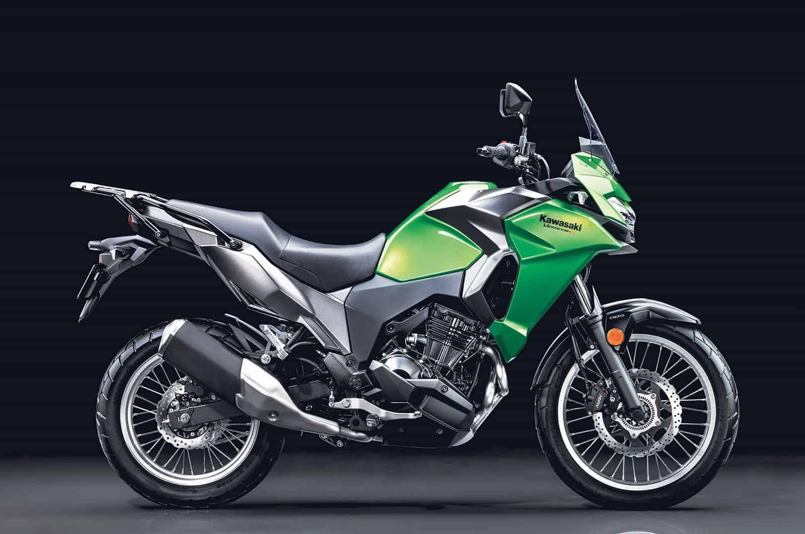Kawasaki Versys-X 300 – commuter motorcycle