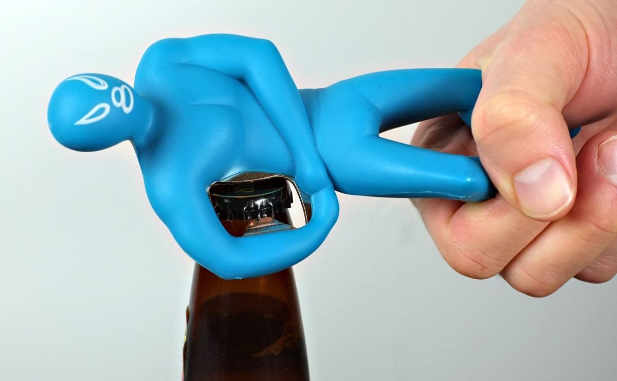 Kikkerland Luchador – bottle opener