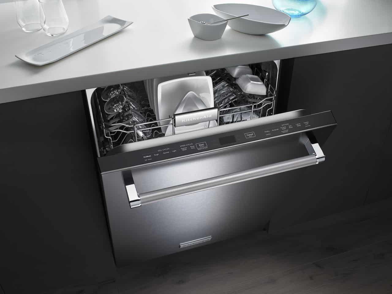 KitchenAid KDTM354ESS – best dishwasher