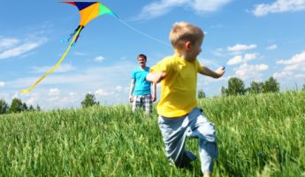 Kite Flying activities for kids 345x200 11 Free Summer Activities To Keep Your Kids Occupied