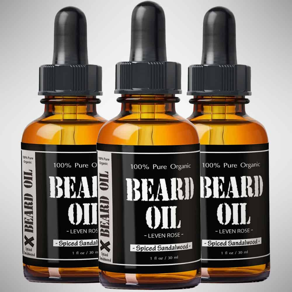 Leven Rose – beard oil