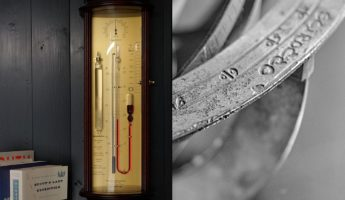 Liquid Barometer 345x200 How to Use a Barometer To Understand Weather and Air Pressure