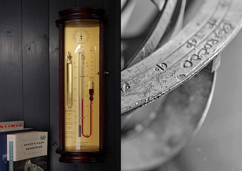 Liquid Barometer