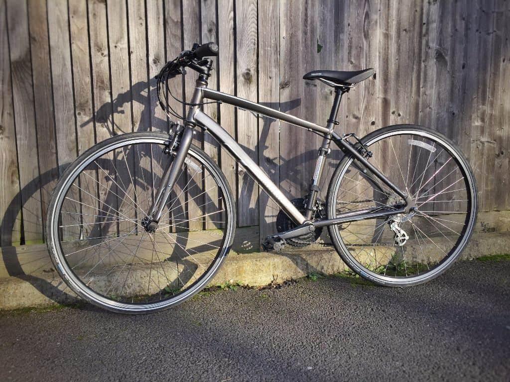 Marin Fairfax SC1 – hybrid bike