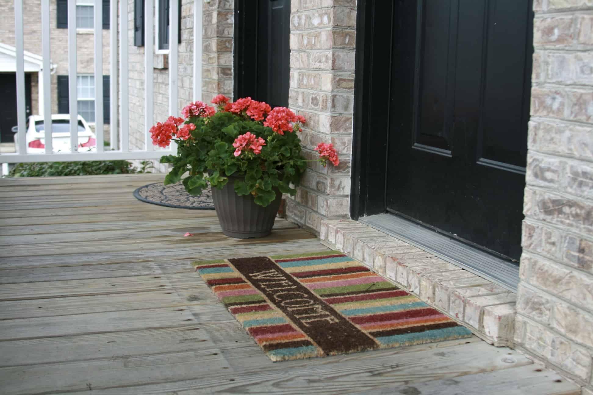 Mat The Doors – reduce allergies