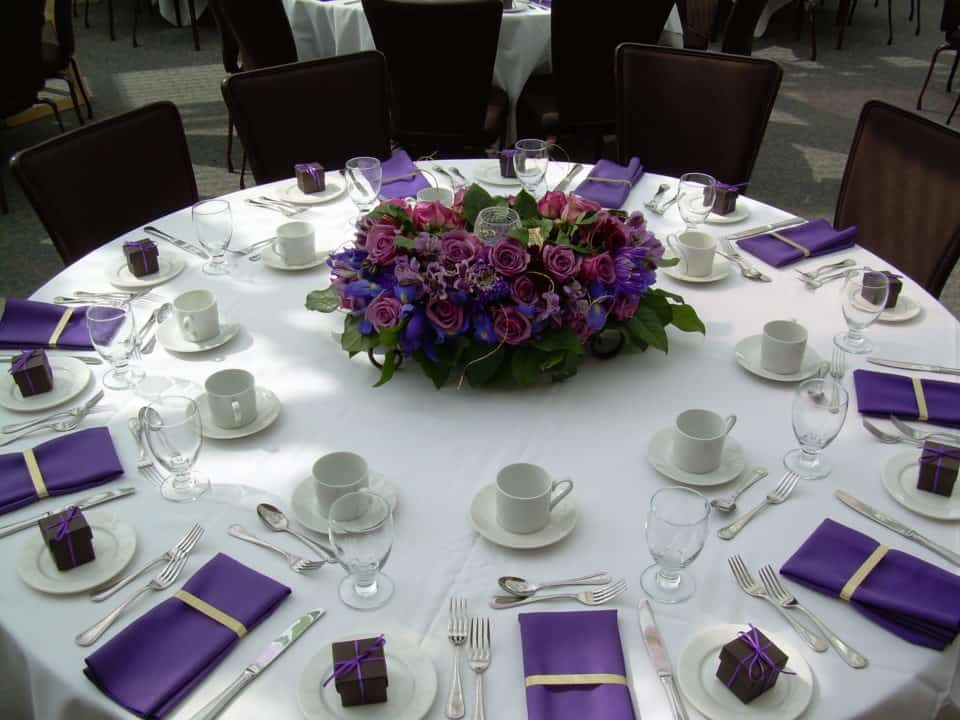 simple wedding reception table decorations 25 simple affordable wedding decoration ideas 7519