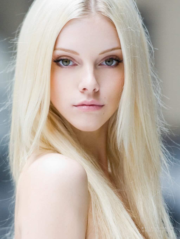 Opal Blonde – hair color