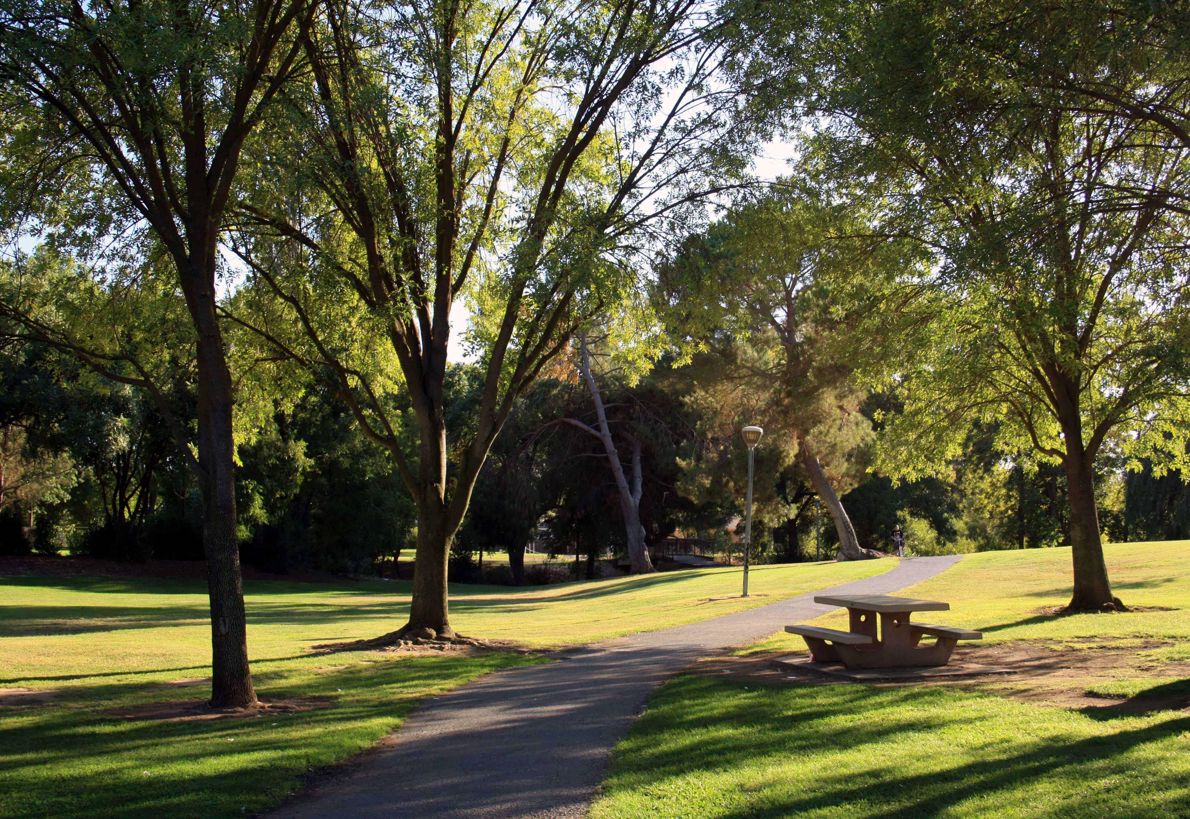 Park – architecture moods