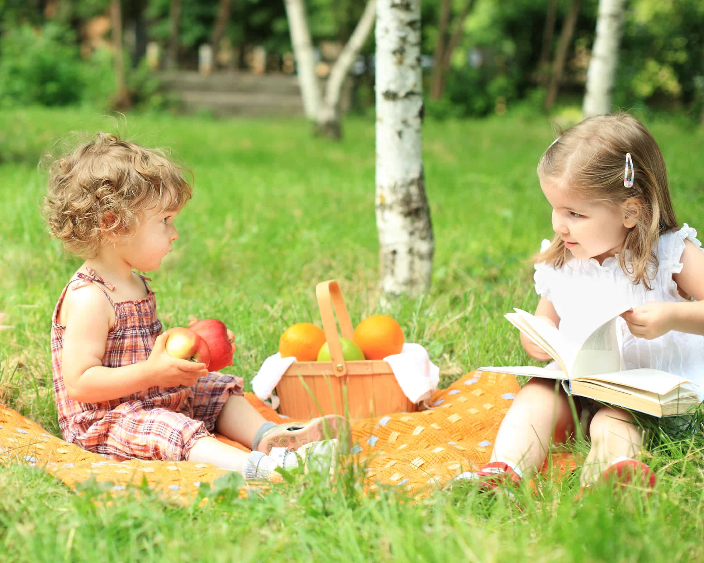 Picnic – activities for kids