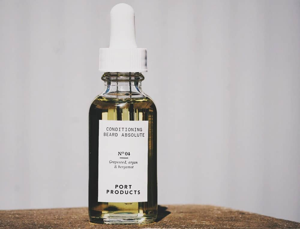 Port Products Conditioning Beard Oil Absolute