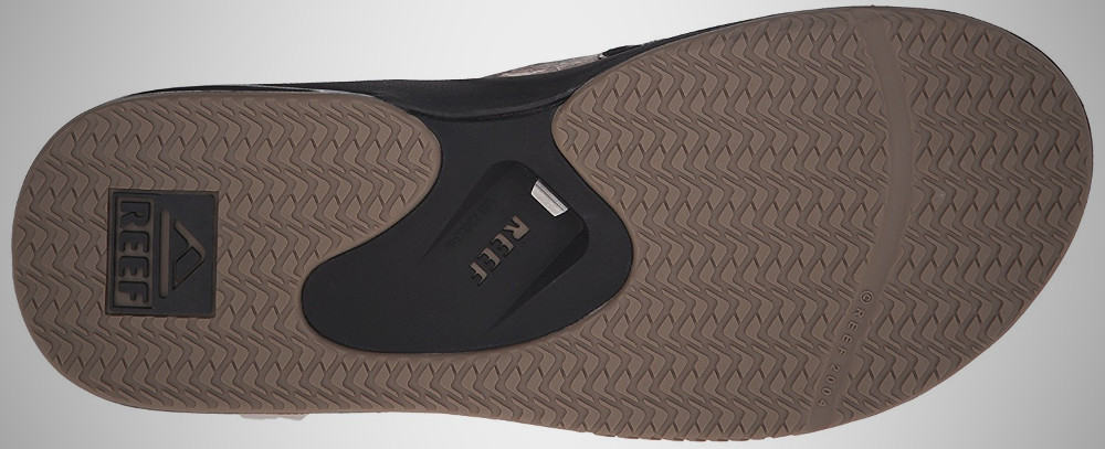 Reef Fanning Speed Logo Sandal – bottle opener