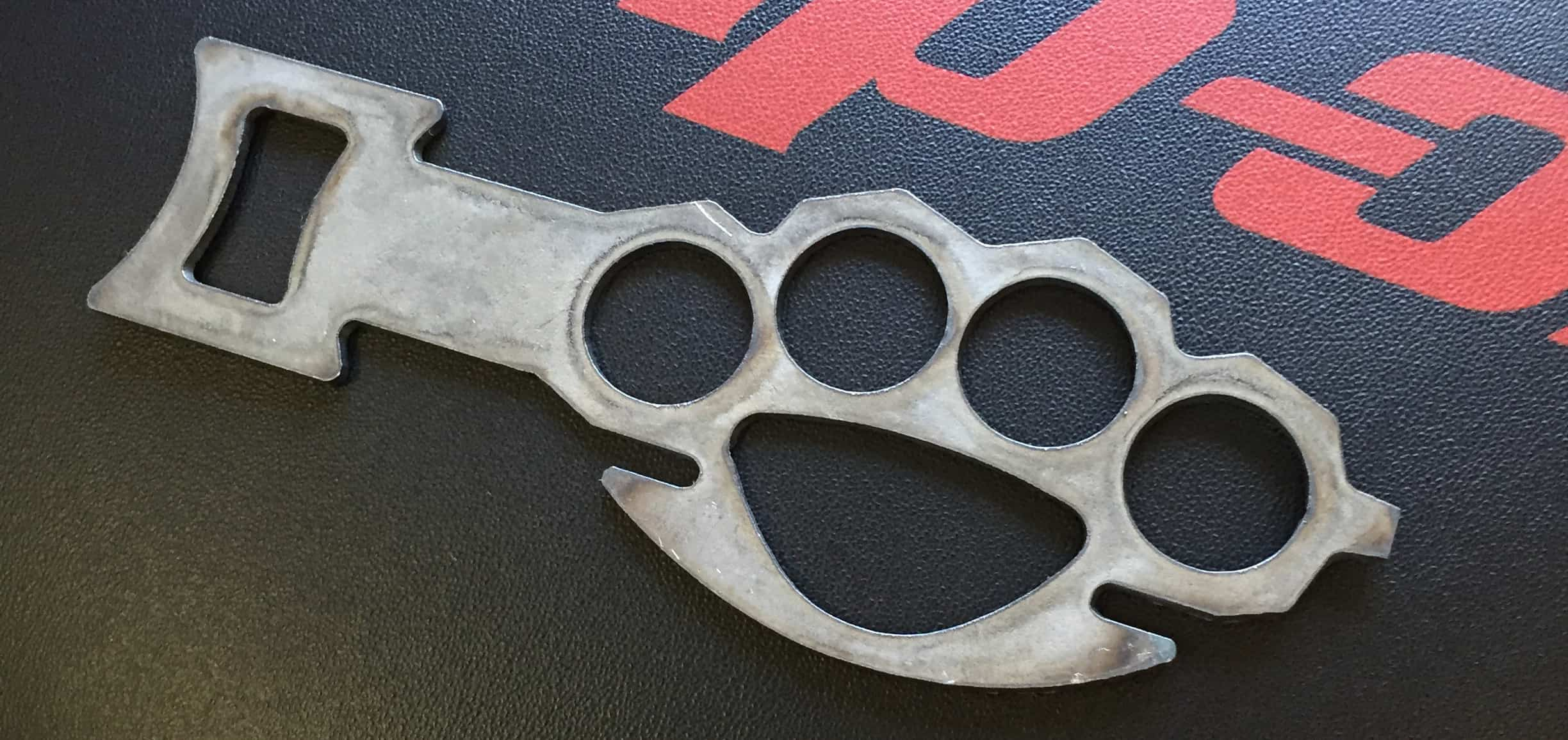 Ripper Knuckle Bottle Opener
