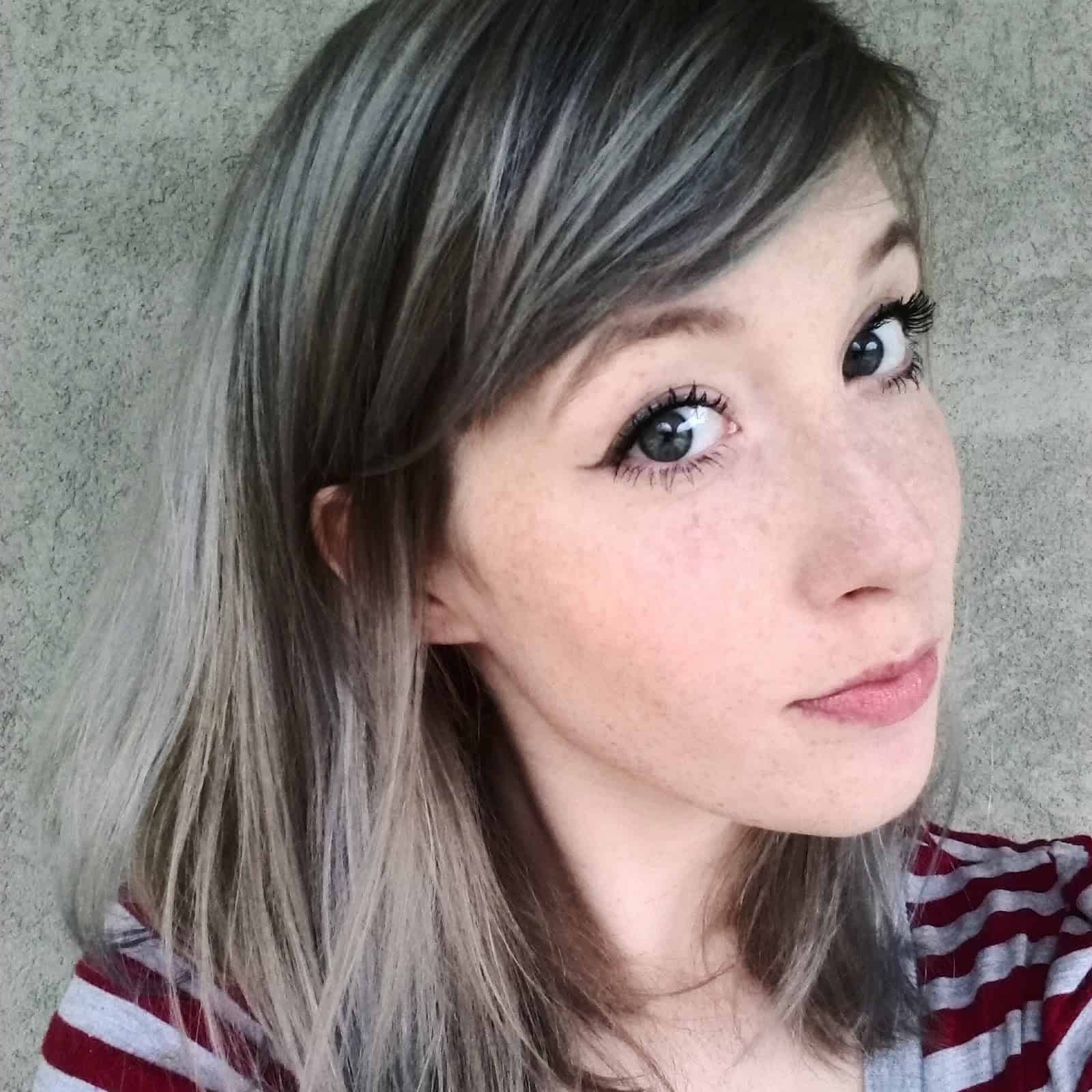 Salt & Pepper & Blonde – hair color