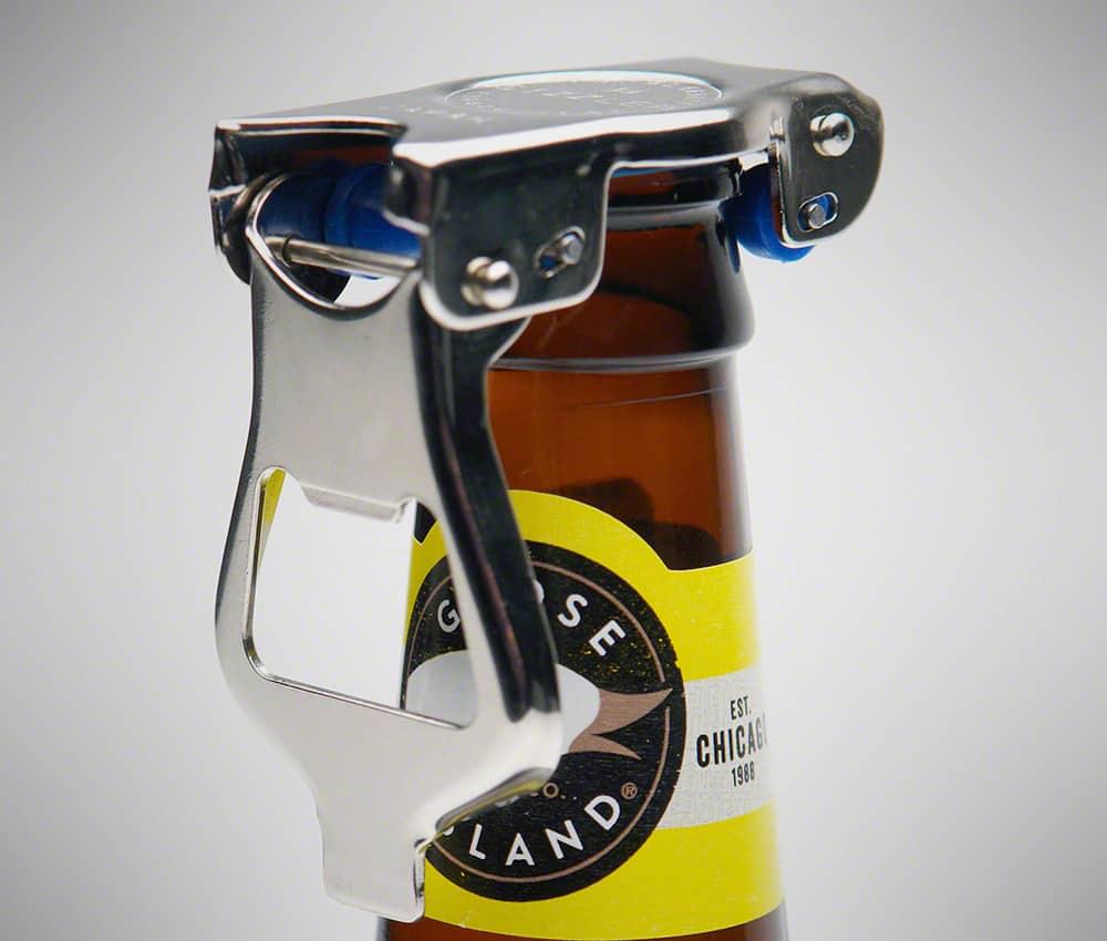 Sizzler Beer Saver – bottle opener