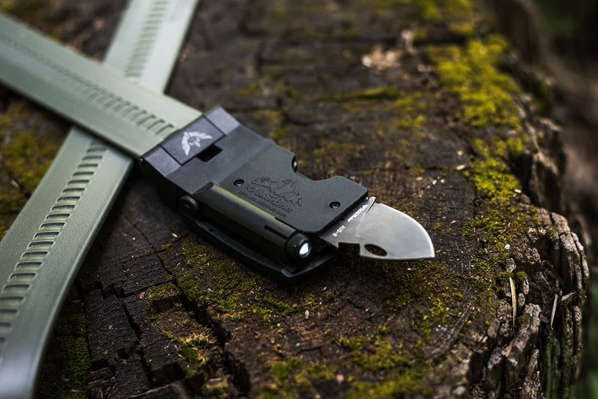 Slidebelts Survival – edc belt