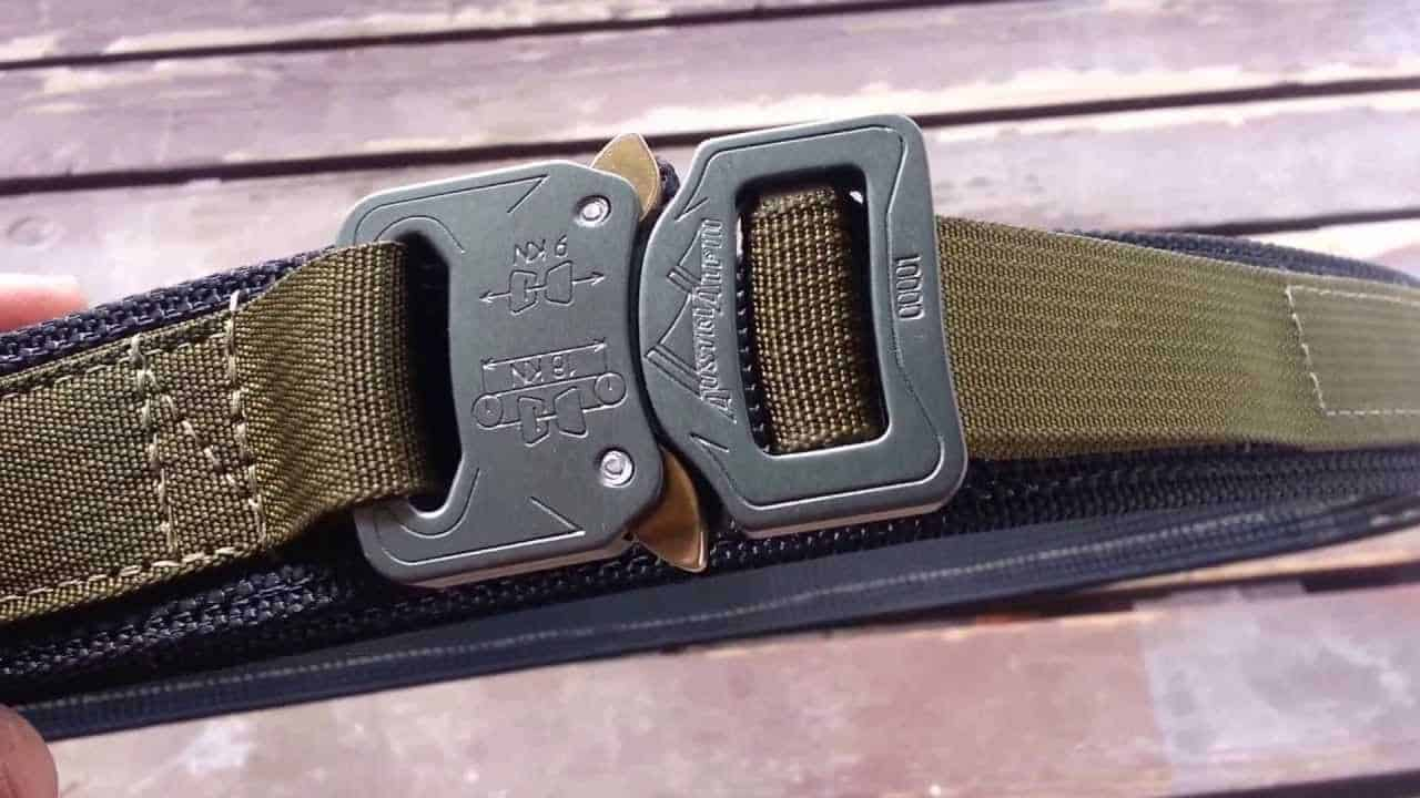 Special Operations Equipment EDC Belt