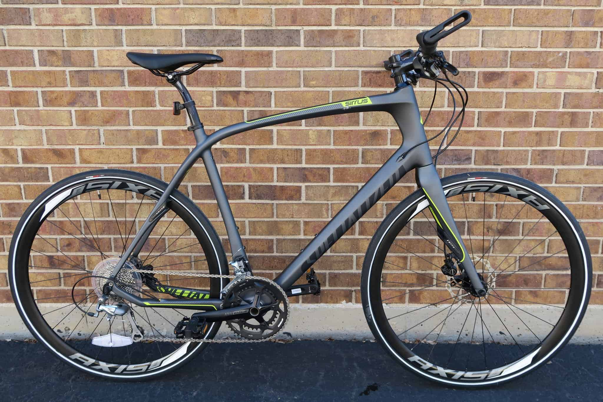 Specialized Sirrus – hybrid bike