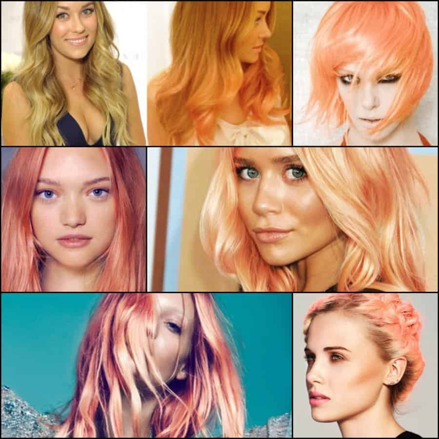 Strawberry Fields – hair color
