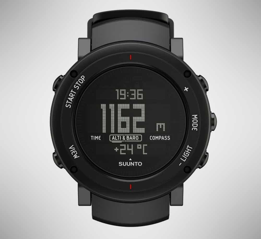 Suunto Core – digital watch