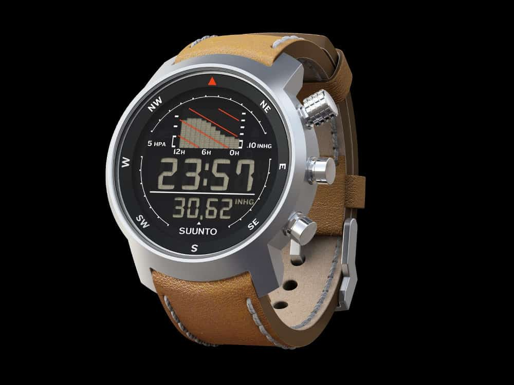 Suunto Elementum – digital watch