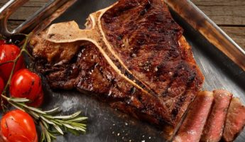 T Bone Porterhouse types of steak 345x200 Carnivore Cooking Class: The 14 Main Types of Steak