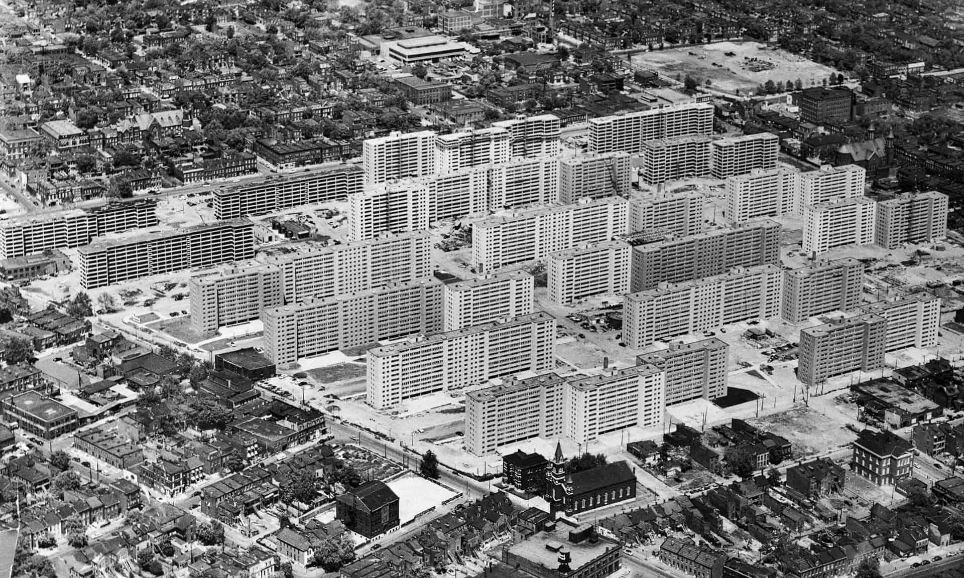 The Strange Case of the Pruitt-Igoe Housing Complex – architecture moods