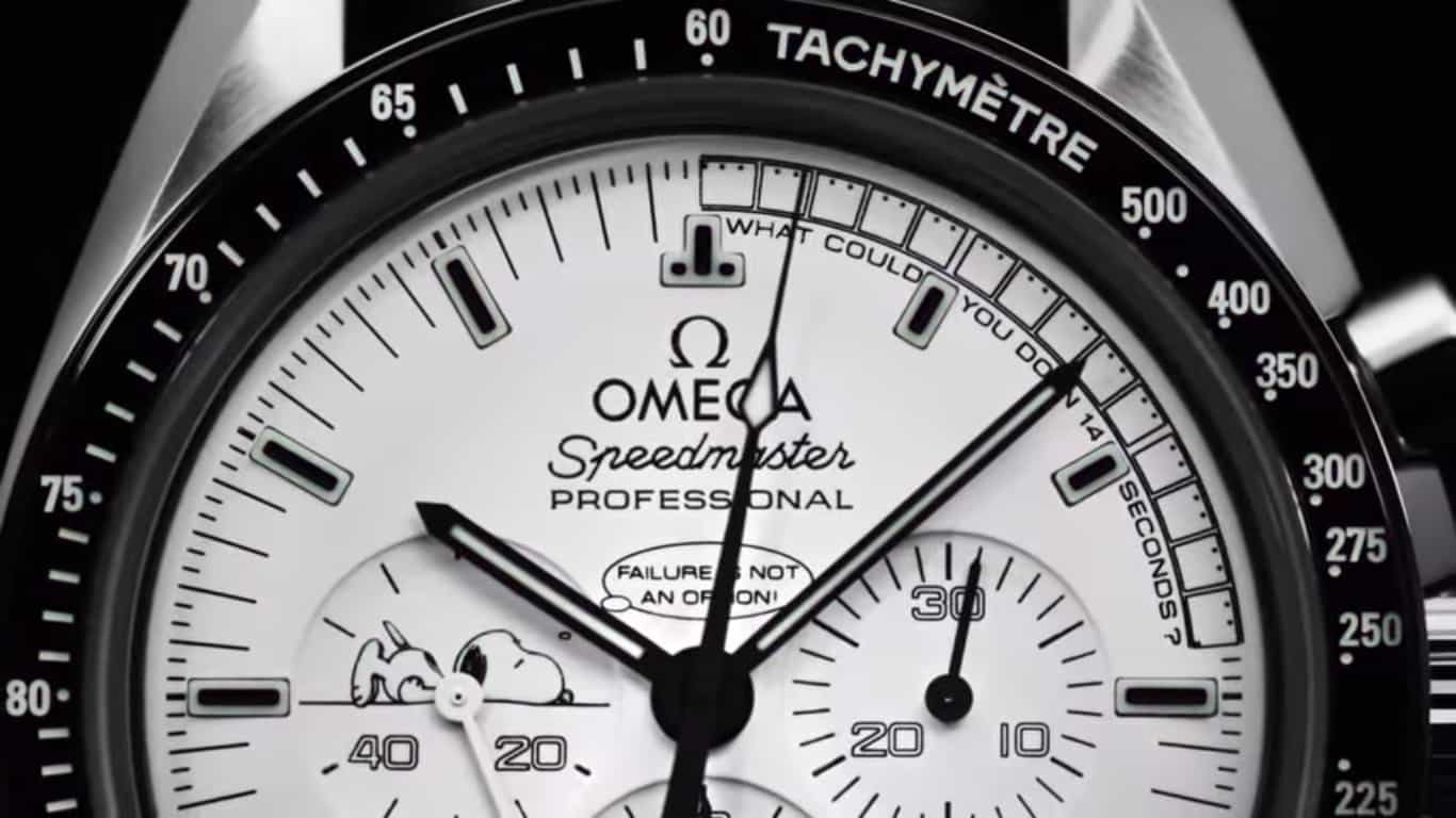 The Tachymeter – how to chronograph